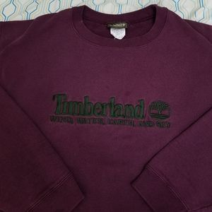 Vintage 90s Timberland Weathergear Embroidered